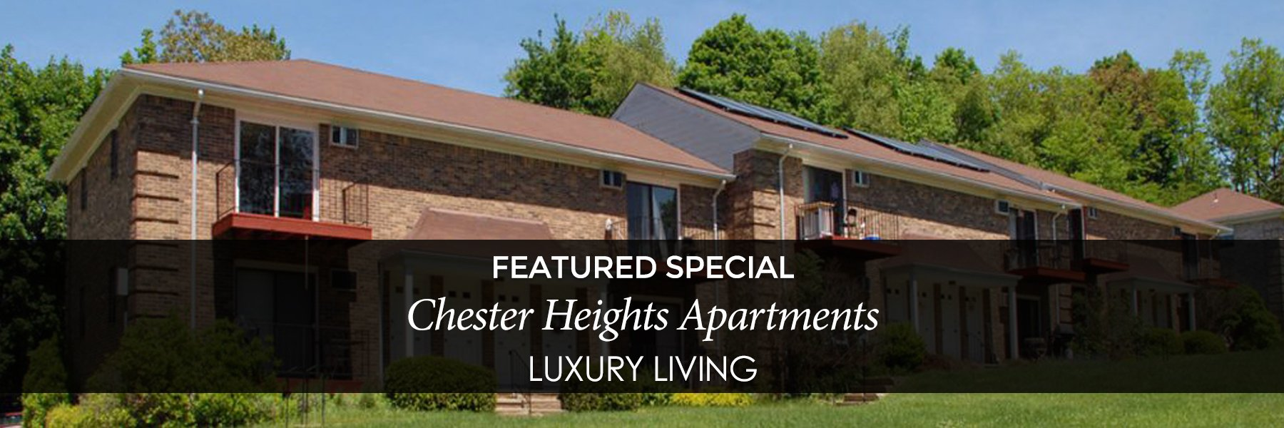 Chester Heights Apartments For Rent in Orange County, NY Specials